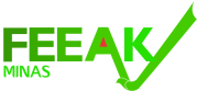 Logo FEEAK MINAS colorido