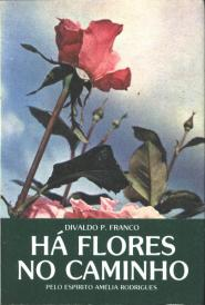 flores no caminho - livro